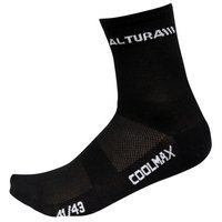 Altura Coolmax Socks Black - Medium