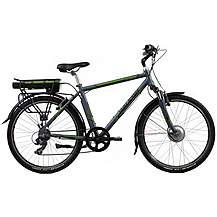image of Raleigh Velo XC Crossbar Electric Bike 2014