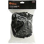 image of Halfords Essentials 12 Hook Luggage Net