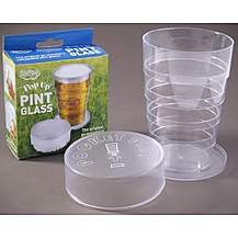 image of Pop-up Pint Glass