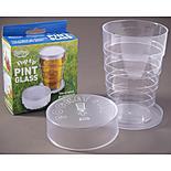 Pop-up Pint Glass