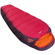 image of Vango Cocoon 300 GSM Womens Sleeping Bag Raspberry