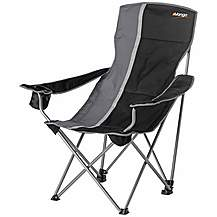 image of Vango Del Mar Folding Chair Black/Excaliber