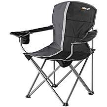 image of Vango Malibu Folding Chair Black/Excaliber