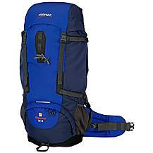 image of Vango Explorer 50+8 Rucksack Surf Blue
