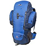 image of Vango Explorer 65 Rucksack Surf Blue