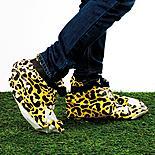 Leopard Festival Feet