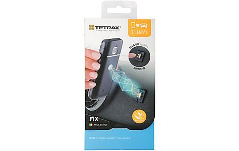 image of Tetrax Fix Universal In-Car Phone Holder - Black