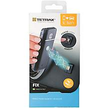 image of Tetrax Fix Universal In-Car Phone Holder - Black
