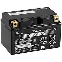 image of Yuasa YTZ10-S Powersport Motorcycle Battery