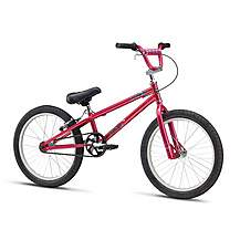 "image of Mongoose Blaze BMX Bike, 20"" Pink"
