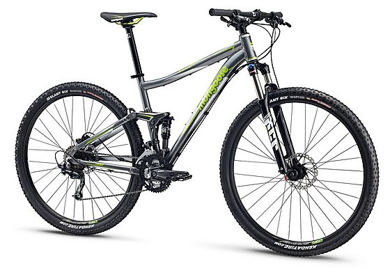 Mongoose Salvo Comp 29er Mountain Bike