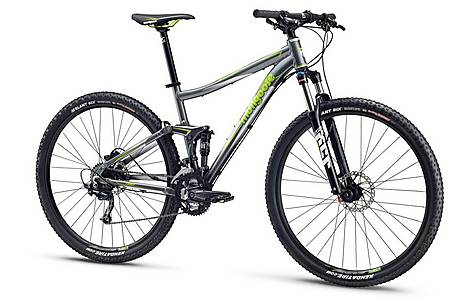 image of Mongoose Salvo Comp 29er Mountain Bike