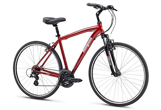 Mongoose Crossway Comp Hybrid Bike