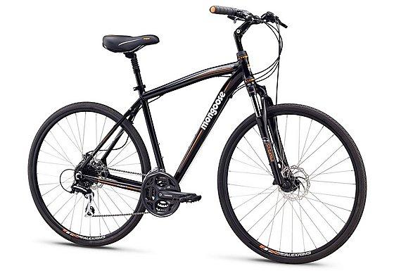 Mongoose Crossway Expert Hybrid Bike