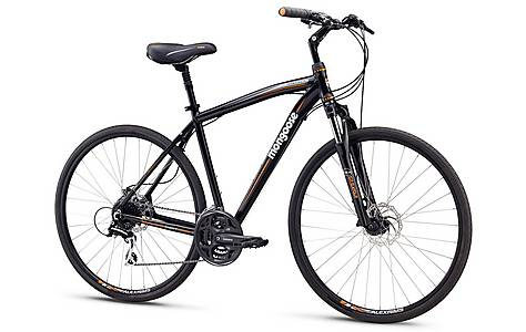 image of Mongoose Crossway Expert Hybrid Bike