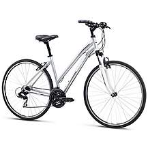 image of Mongoose Crossway Sport Womens Hybrid Bike