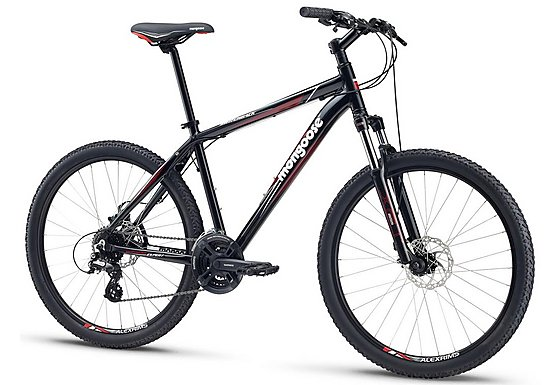 Mongoose Switchback Expert Mountain Bike