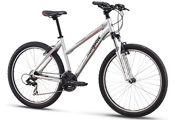Mongoose Switchback Sport Womens Mountain Bike