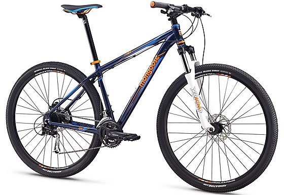 Mongoose Tyax Comp 29er Mountain Bike
