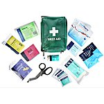 image of 35pc Motorists First Aid Kit
