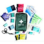 image of 66pc Motorists First Aid Kit