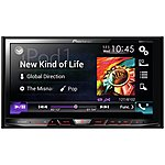 image of Pioneer AVH-X8600BT Double Din Multimedia Player