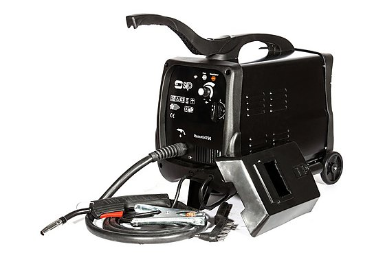 SIP Migmate T155 Turbo Gas/Gasless MIG Welder