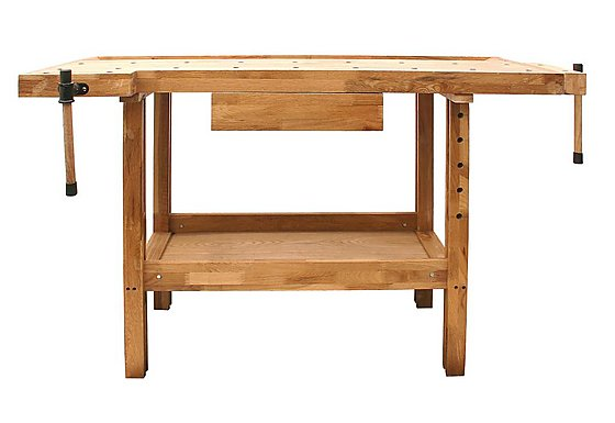 SIP Professional Oak Woodworking Bench