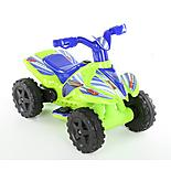 Roadsterz 6V Electric Ride On Quad - Green