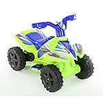 image of Roadsterz 6V Electric Ride On Quad - Green
