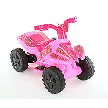 image of Roadsterz 6V Electric Ride On Quad - Pink