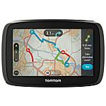 "TomTom GO 40 4.3"" Sat Nav with Lifetime Traffic & maps of Western Europe"