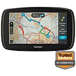 "TomTom GO 60 6"" Sat Nav with Lifetime TomTom Traffic & Maps of Europe"