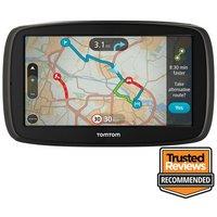 """TomTom GO 60 6"""" Sat Nav with Lifetime TomTom Traffic & Maps of Europe"""