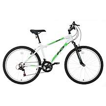 "image of Indi Asriel Mens/Teens Mountain Bike - 17"", White"