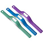 image of Garmin Vivofit Wristband - Pack of 3 - Large