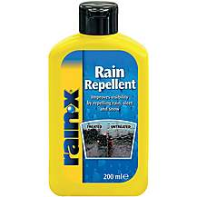 image of RainX Rain Repellent 200ml