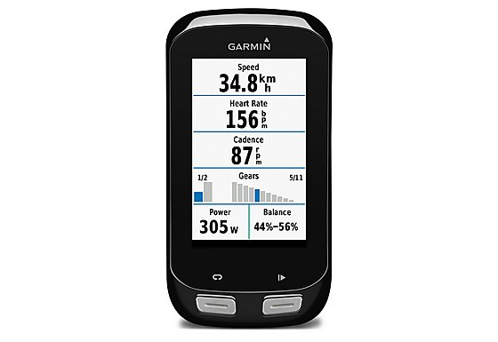 Garmin Edge 1000 GPS Bike Computer