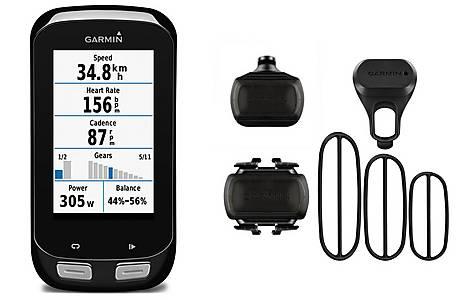image of Garmin Edge 1000 GPS Bike Computer Performance Bundle