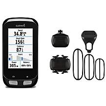 image of Garmin Edge 1000 GPS Bike Computer Performance Bundle