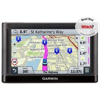 "Garmin nuvi 55 5"" Sat Nav with UK & Ireland Maps"
