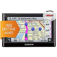 "image of Garmin nuvi 55LM 5"" Sat Nav with UK & Ireland Lifetime Maps"