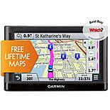 "Garmin nuvi 55LM 5"" Sat Nav with UK & Ireland Lifetime Maps"