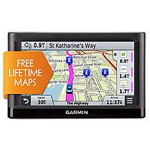 "image of Garmin nuvi 56LM 5"" Sat Nav with UK, Ireland & Full Europe Lifetime Maps"