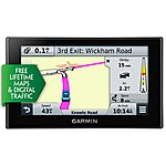 "image of Garmin nuvi 2569LMT-D 5"" Sat Nav with UK, Ireland & Western Europe Lifetime Maps and Traffic"