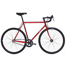 image of Cinelli Gazzetta Fixie Bike 2014 Red