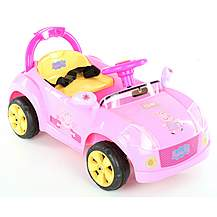 image of Peppa Pig 6V Electric Ride On Car