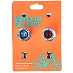 image of Micro Alloy Bike Lights