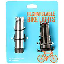 image of Rechargeable Bike Lights